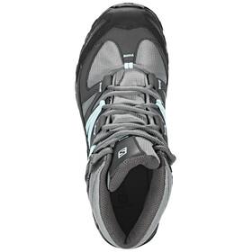 Salomon Mudstone Mid 2 GTX Shoes Women quiet shadow/mag